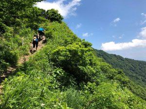 Yoneyama Hike