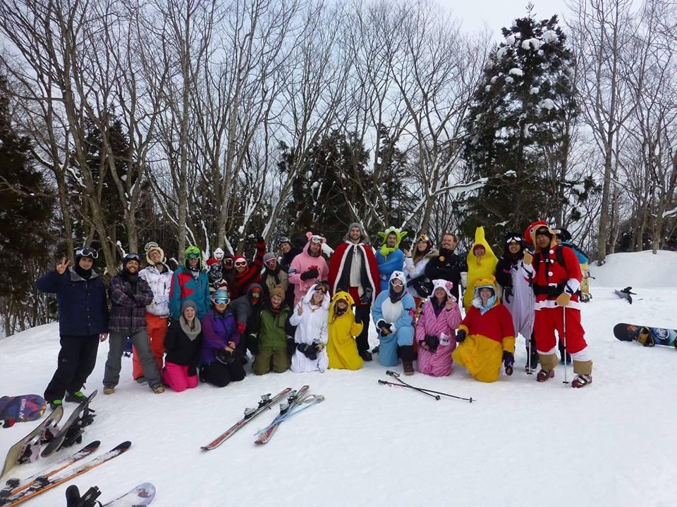 Jan 28th AJET Snowout