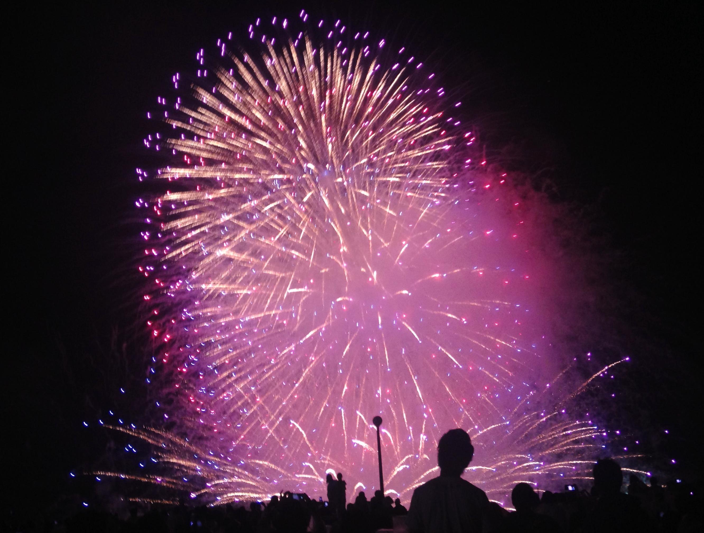 Summer Fireworks 2017