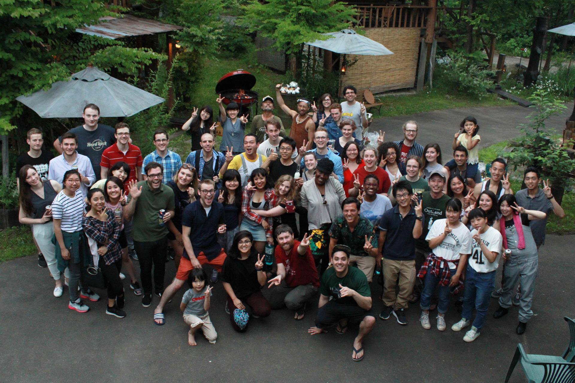 2018 AJET Outland Farewell Party! (23rd June 2018)