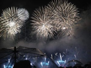 Kashiwazaki fireworks