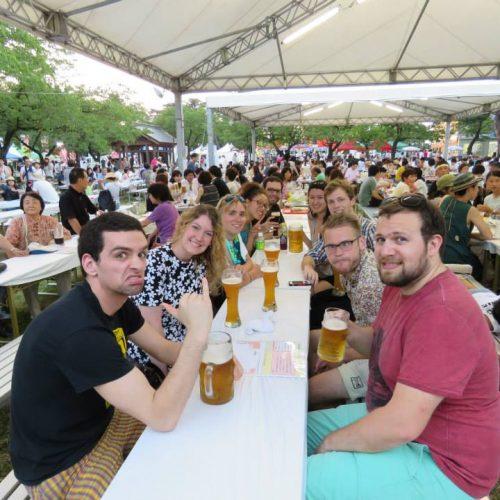 Octorber Fest beer festival