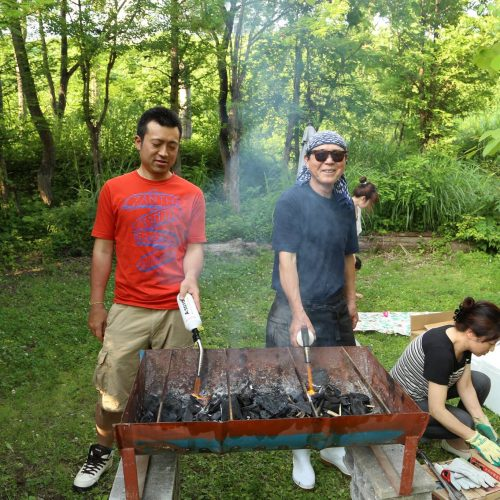 BBQing goodness
